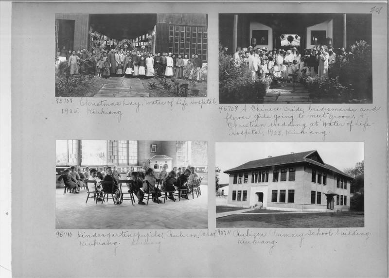 Mission Photograph Album - China #14 page 0201