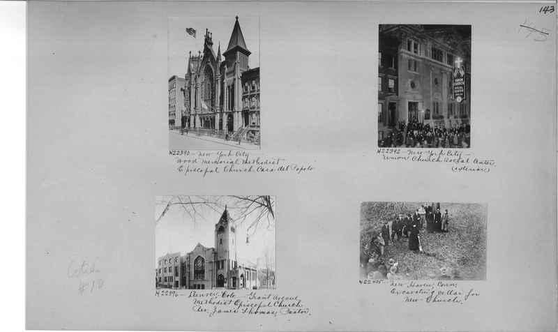 Mission Photograph Album - Cities #10 page 0143