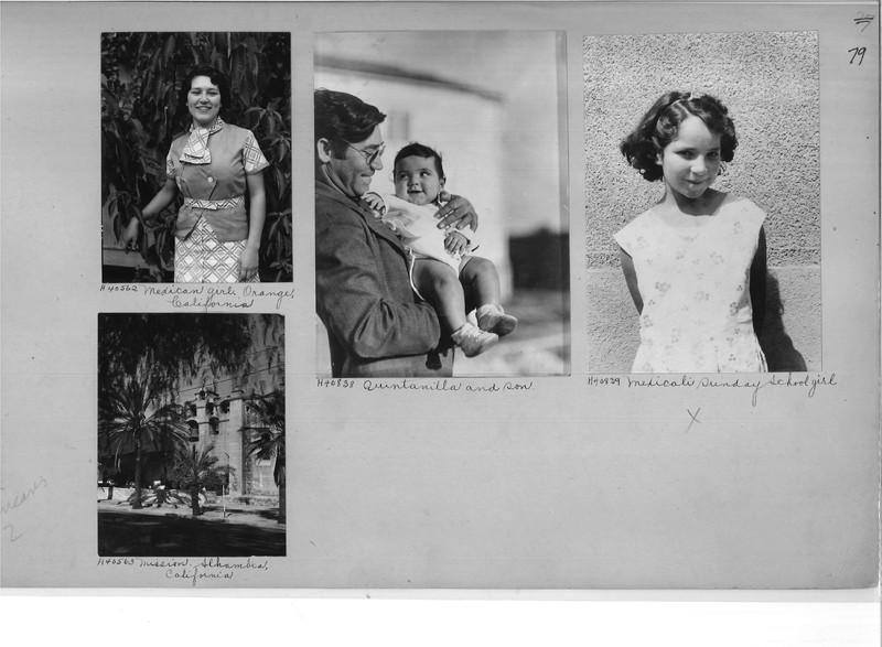 Mission Photograph Album - Latin America #2 page 0079
