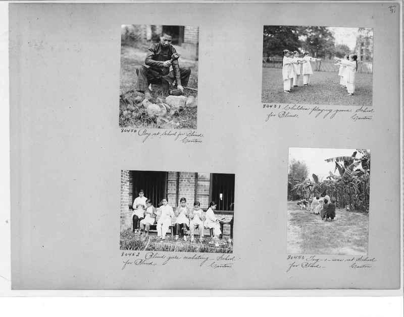 Mission Photograph Album - China #10 pg. 0091