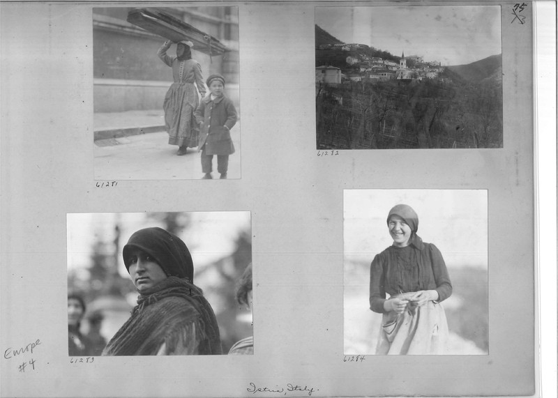Mission Photograph Album - Europe #04 Page 0075