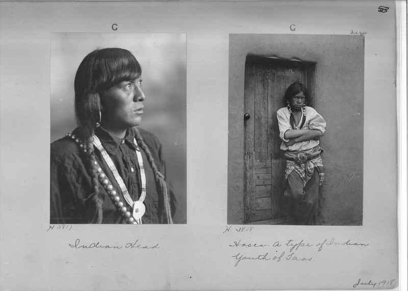 Mission Photograph Albums - Indians #1 page 0053