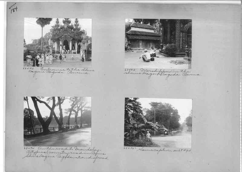 Mission Photograph Album - Burma #1 page 0184