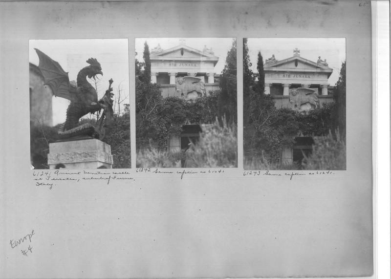 Mission Photograph Album - Europe #04 Page 0065