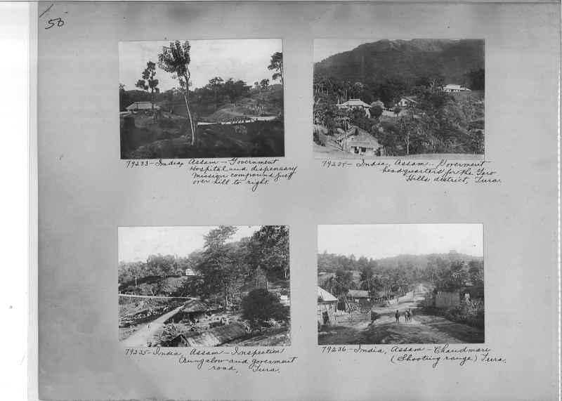Mission Photograph Album - India #09 Page 0050