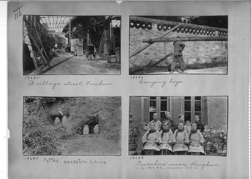 Mission Photograph Album - China #6 page 0112