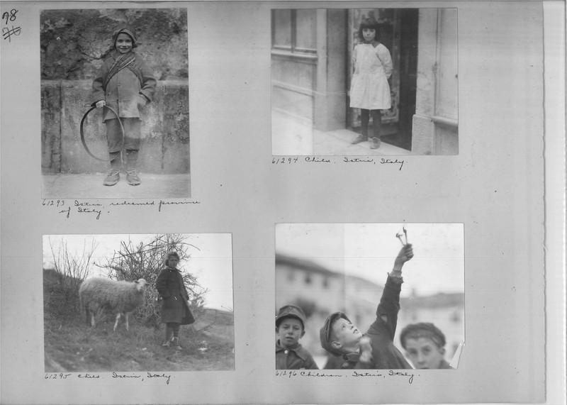 Mission Photograph Album - Europe #04 Page 0078