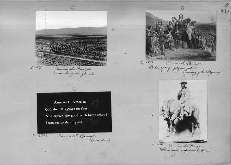 Mission Photograph Album - Miscellaneous #02 Page 0237