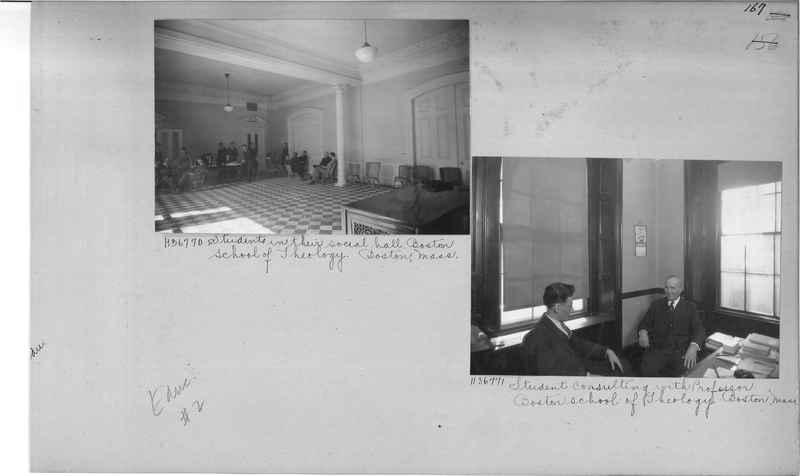 Mission Photograph Album - Education #2 page 0167