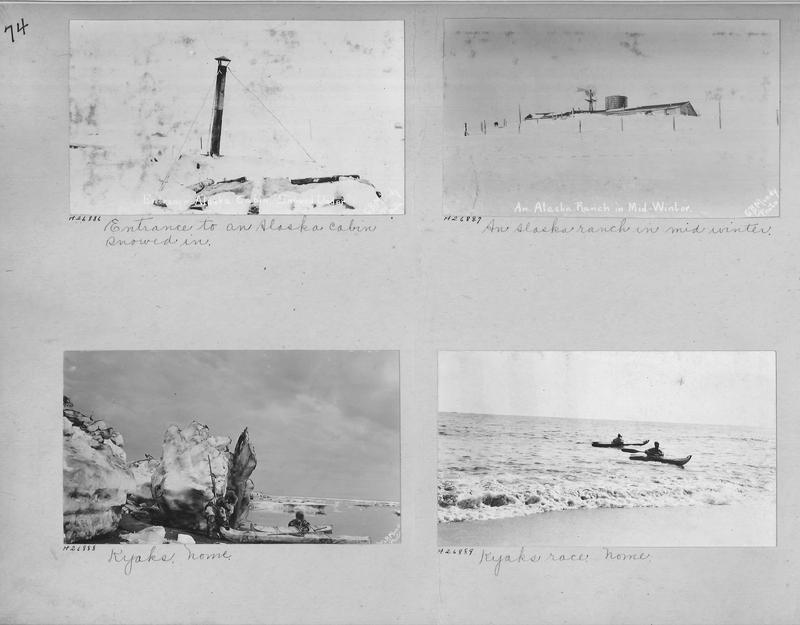 Mission Photograph Album - Alaska #1 page 0074