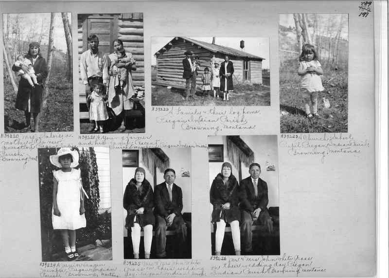 Mission Photograph Album - Indians #2 page_0191