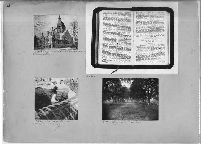 Mission Photograph Album - Miscellaneous #02 Page 0028