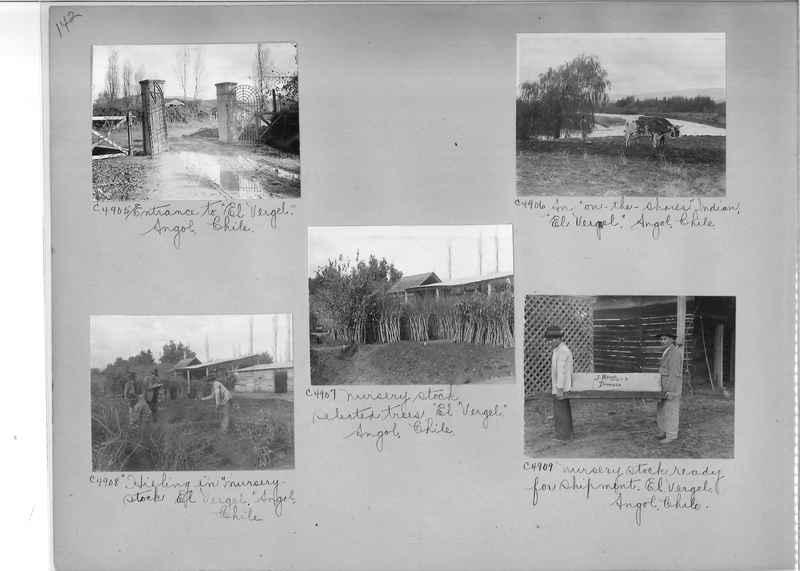 Misson Photograph Album - South America #8 page 0142