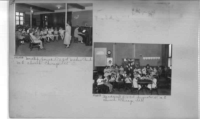 Mission Photograph Album - Religious Education #1 page 0018