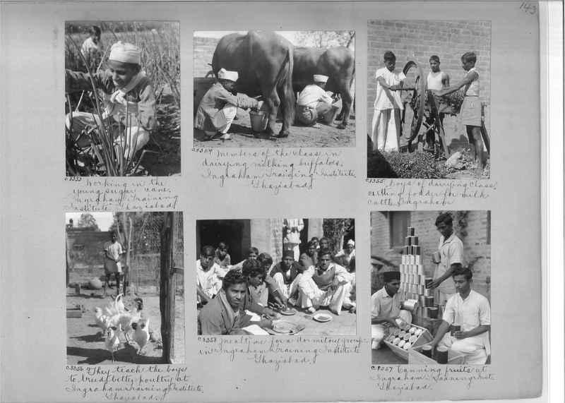 Mission Photograph Album - India #13 Page 0143