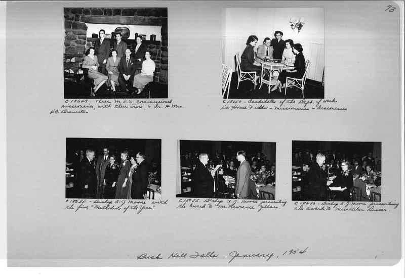 Mission Photograph Album - Portraits #08 Page 0073