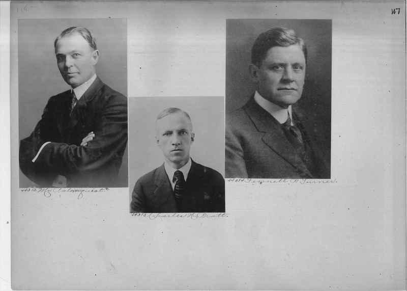 Mission Photograph Album - Portraits #2 page 0117