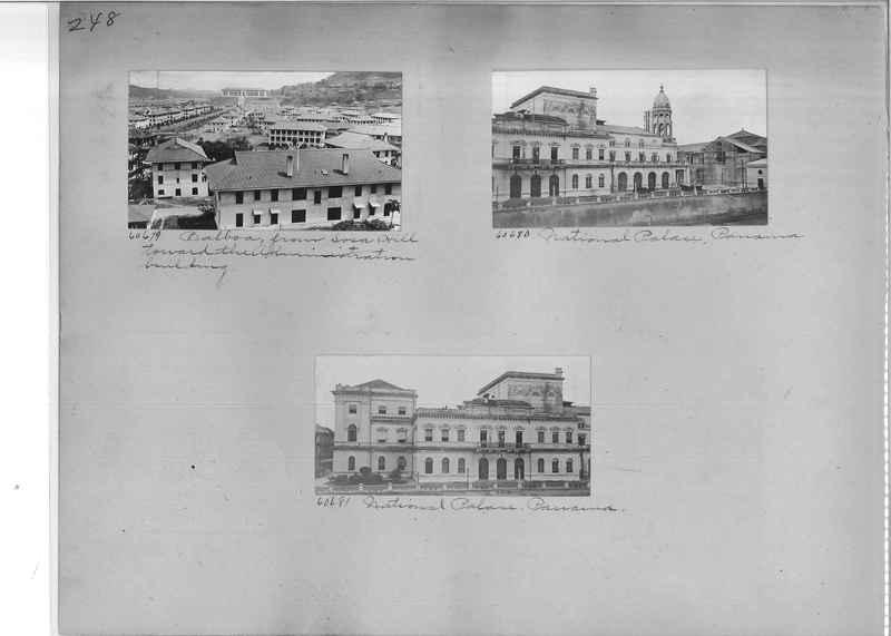 Mission Photograph Album - Panama #02 page 0248