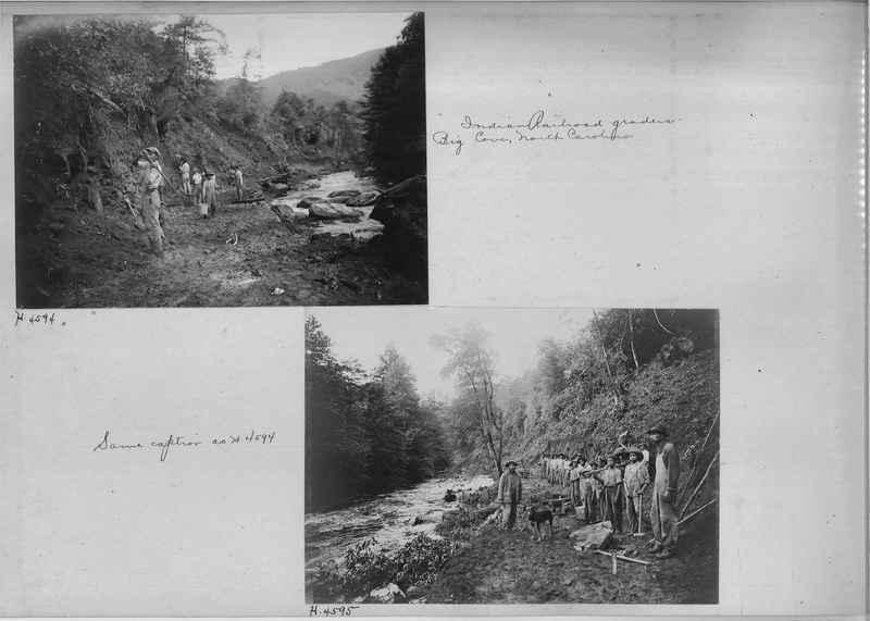 Mission Photograph Albums - Indians #1 page 0108