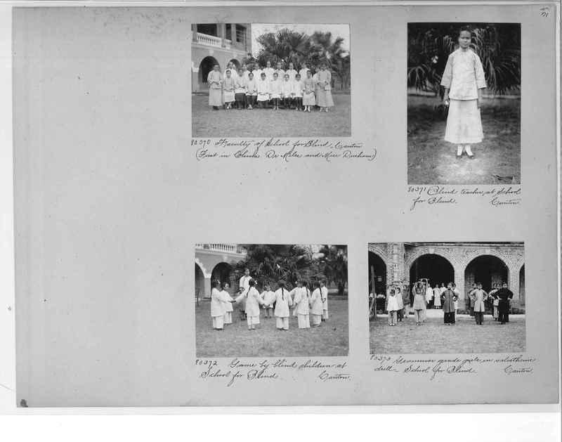 Mission Photograph Album - China #10 pg. 0071