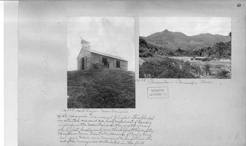 Mission Photograph Album - Puerto Rico #2 page 0063