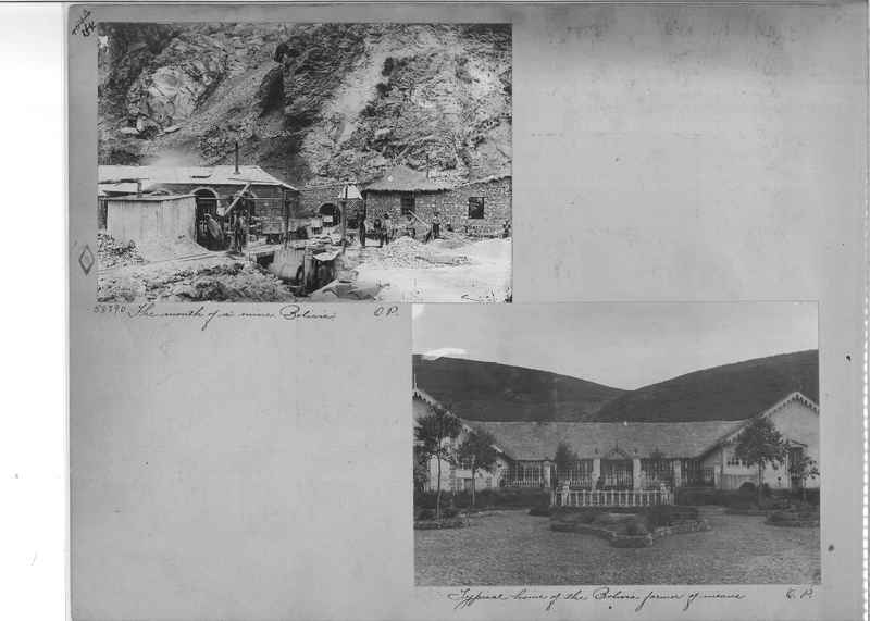 Mission Photograph Album - South America O.P. #1 page 0154
