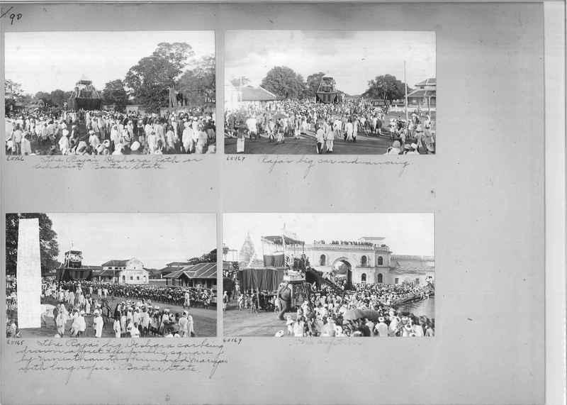 Mission Photograph Album - India #08 Page 0090