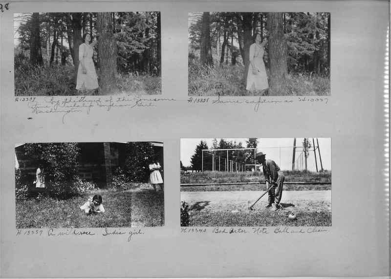 Mission Photograph Albums - Indians #1 page 0198