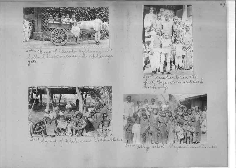 Mission Photograph Album - India #03 page_0047