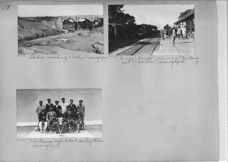 Mission Photograph Album - India #08 Page 0178