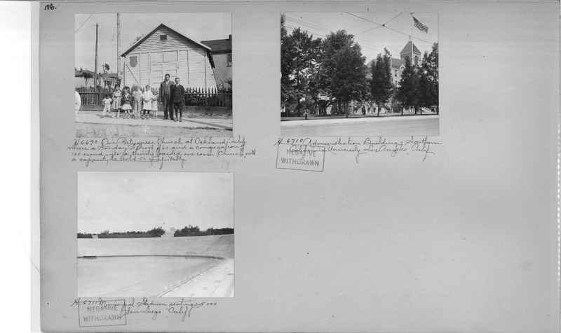 Mission Photograph Album - Cities #3 page 0176
