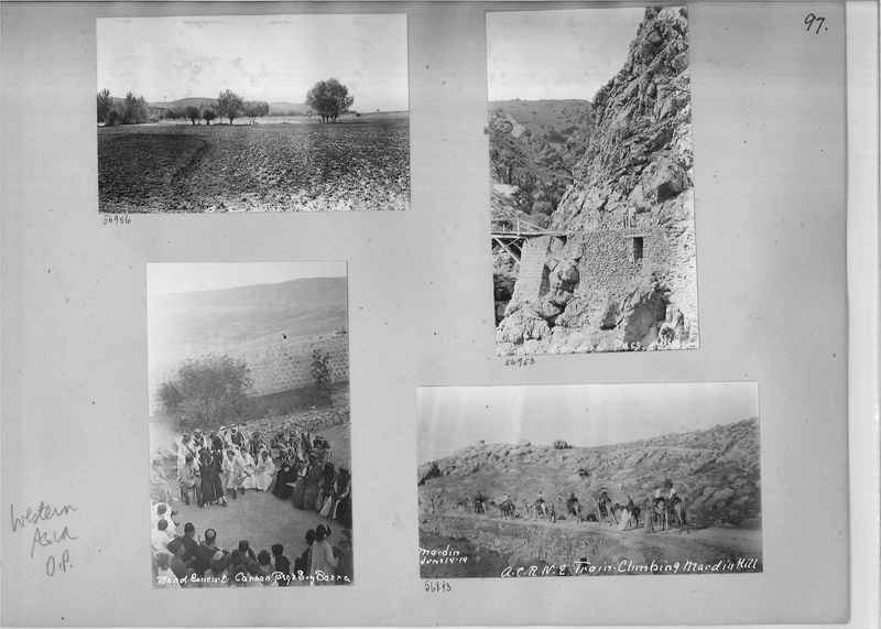 Mission Photograph Album - Western Asia - O.P. - #01 page_0097