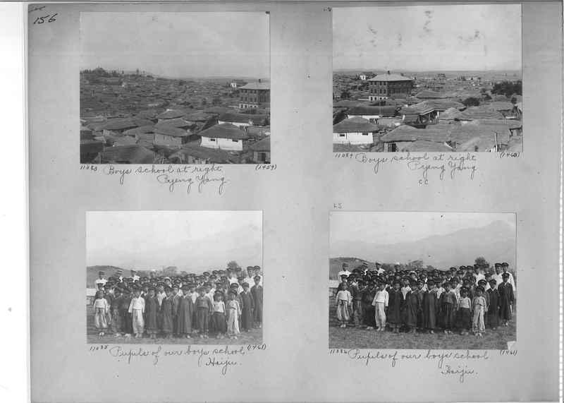 Mission Photograph Album - Korea #1 page 0156