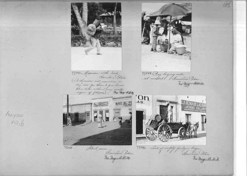 Mission Photograph Album - Mexico #06 page 0185