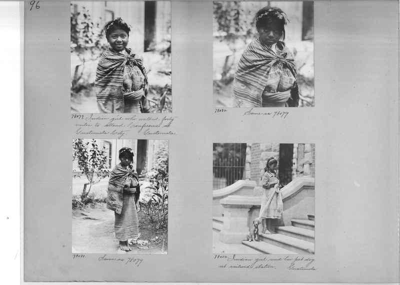 Mission Photograph Album - Panama #04 page 0096
