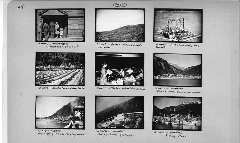 Mission Photograph Album - Alaska #2 page 0044