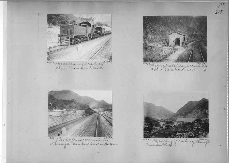 Mission Photograph Album - China #2 page  0215
