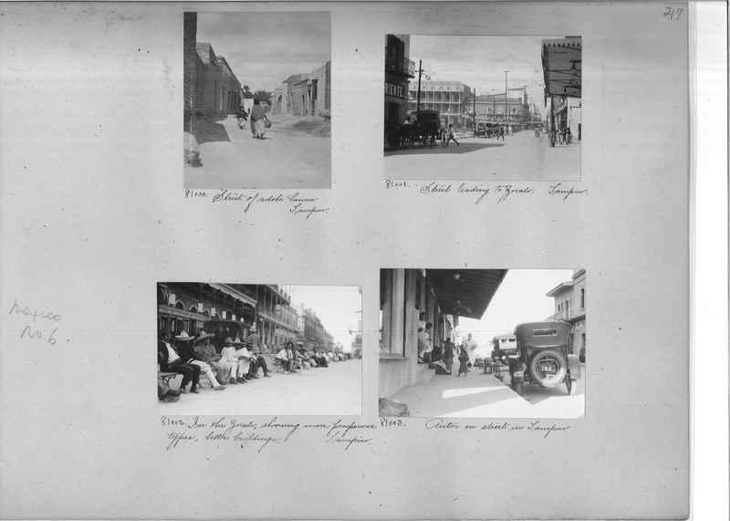 Mission Photograph Album - Mexico #06 page 0217
