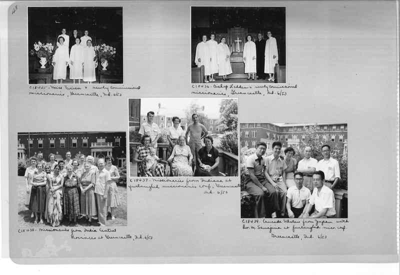 Mission Photograph Album - Portraits #08 Page 0048