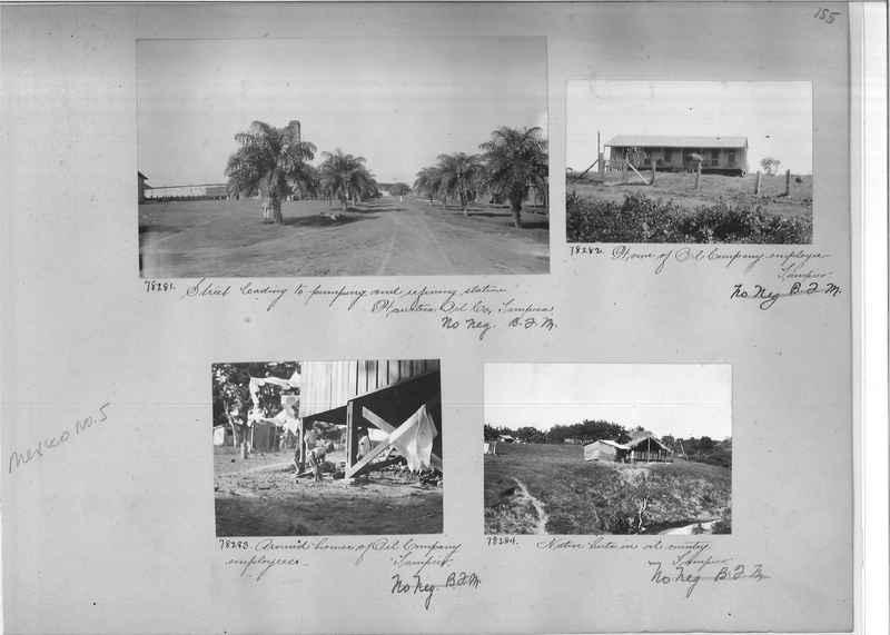 Mission Photograph Album - Mexico #05 page 0155