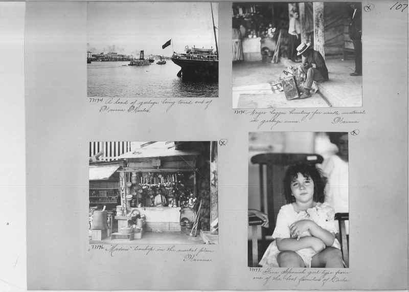 Mission Photograph Album - Panama #03 page 0107