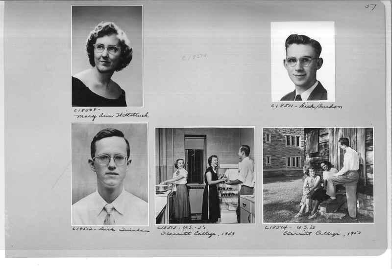 Mission Photograph Album - Portraits #08 Page 0059