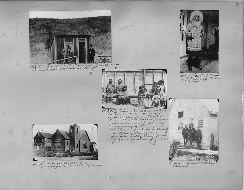 Mission Photograph Album - Alaska #1 page 0009