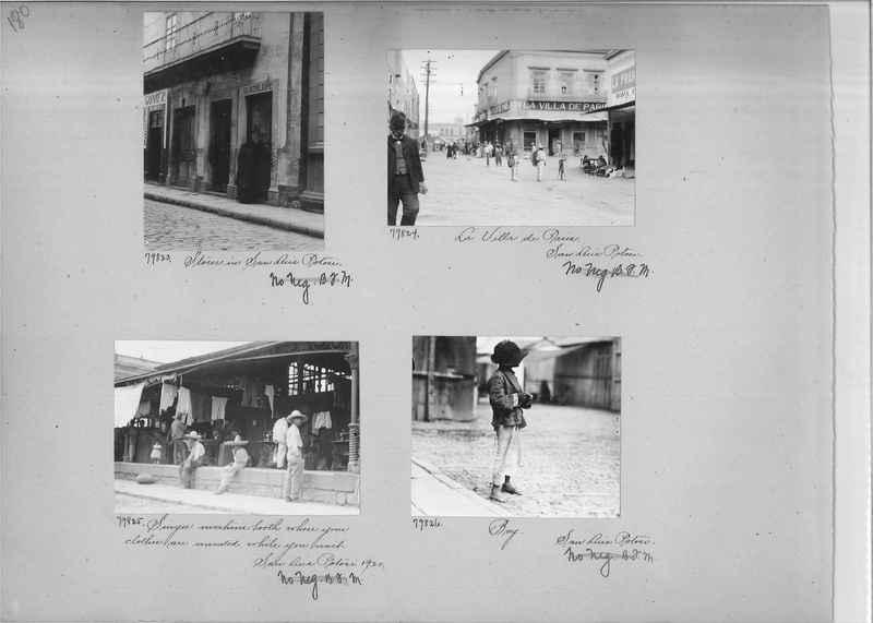 Mission Photograph Album - Mexico #06 page 0180