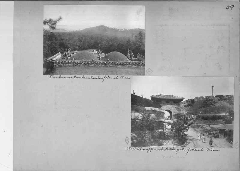 Mission Photograph Album - Korea OP #1 page 0029