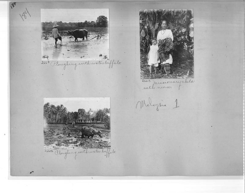 Mission Photograph Album - Malaysia #1 page 0184