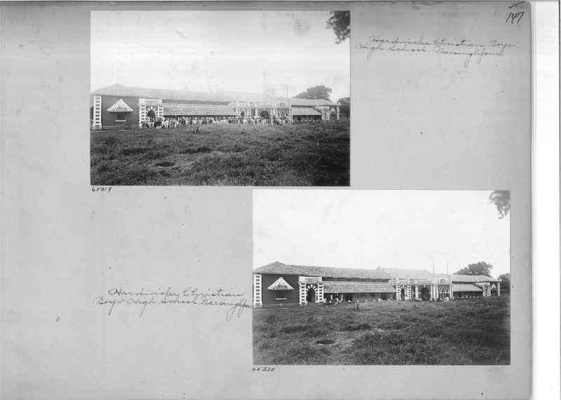 Mission Photograph Album - India #08 Page 0147