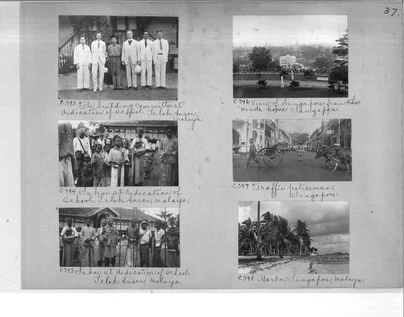 Mission Photograph Album - Malaysia #7 page 0037