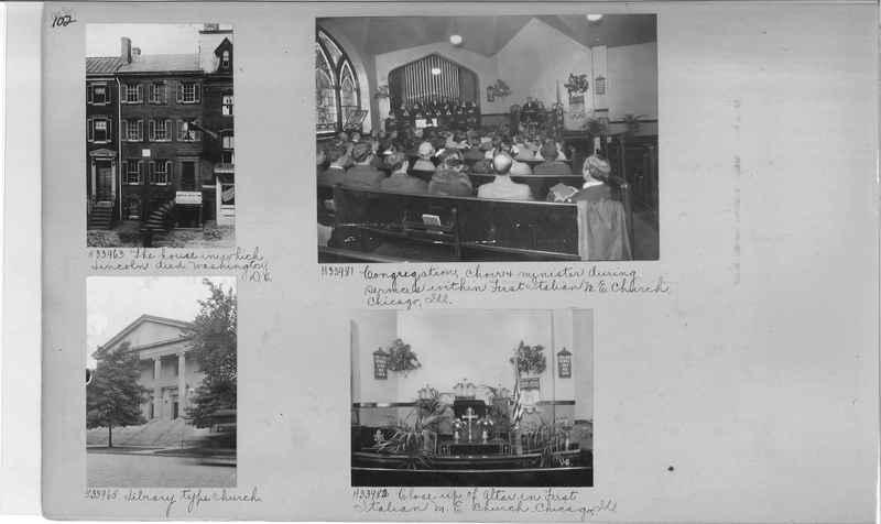 Mission Photograph Album - Cities #15 page 0102