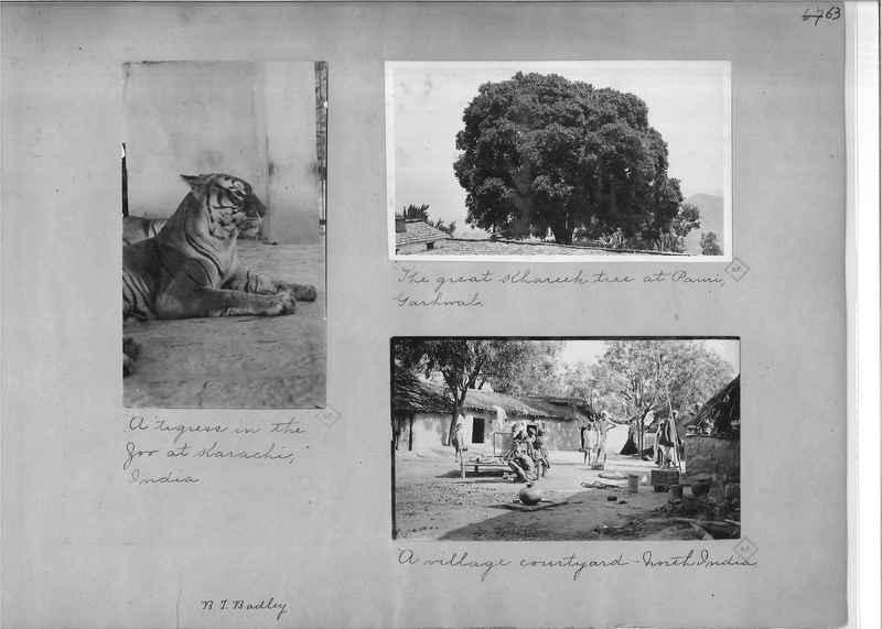Mission Photograph Album - India - O.P. #01 Page 0063